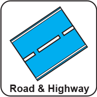 Road and highway